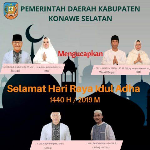 Iklan Idul Adha Konsel