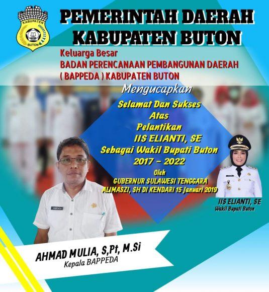Iklan pelantikan Wakil Buapti Buton (4)