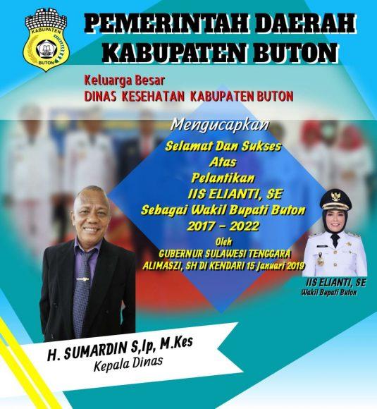 Iklan pelantikan Wakil Buapti Buton (5)