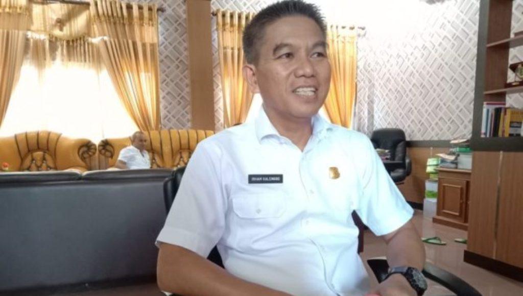 Irham Kalenggo Optimis Dapatkan Rekomendasi DPP Golkar di Pilkada Konsel