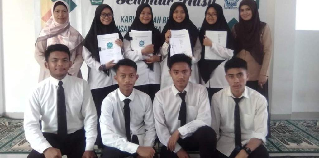 Karya Ilmiyah Remaja Jadi Program Unggulan MAN Insan Cendekia Kendari