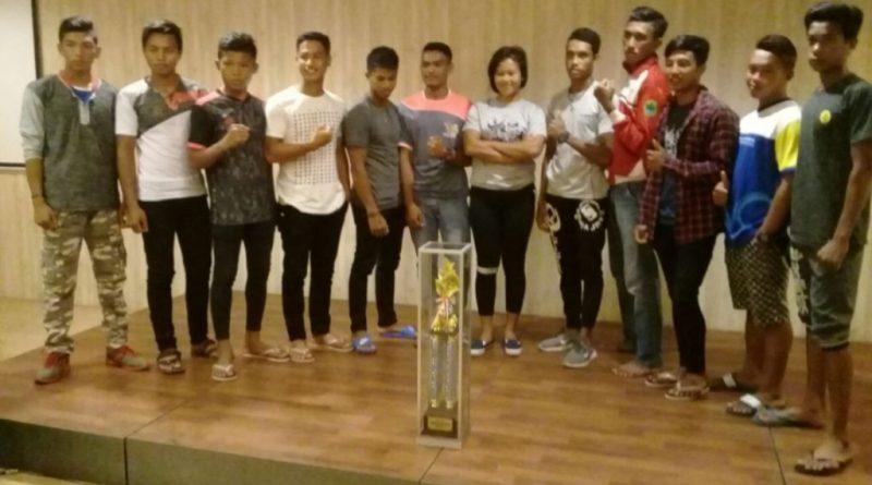 Berlaga di Kejurda Tingkat Provinsi, Atlet Dayung Konsel Raih Juara Umum