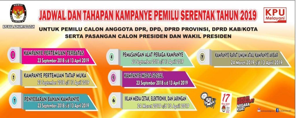 Konsel KPU Iklan