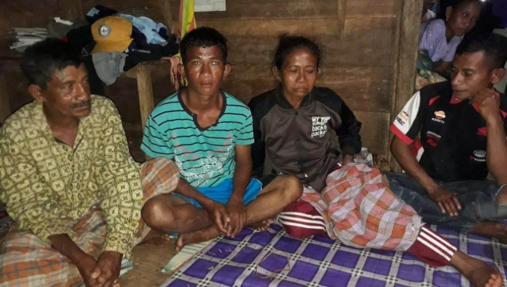 Lima Warga Muna Disambar Petir, Empat Pingsan, Satu Pakaian Dalam Terbakar