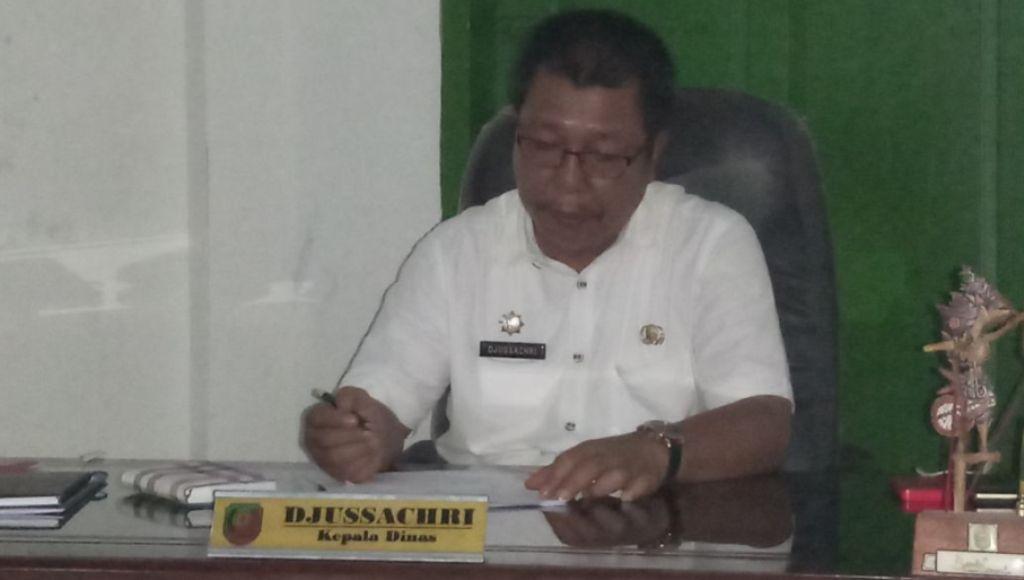 Dinas Koperasi dan UMKM Konsel Dapat Bantuan Penataan PKL dari Pusat