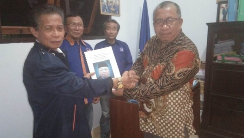 Serius Maju Balon Wakil Bupati Konsel, Samsu Bidik Restu Golkar dan NasDem