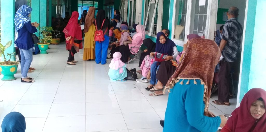 250 CPNS Buton Lulus Ikuti Pemeriksaan Kesehatan