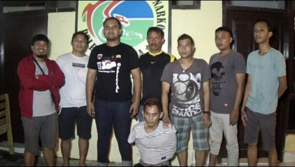 Jadi Bandar Narkoba, Muhammad Aswar Ditangkap Polisi di Kolaka