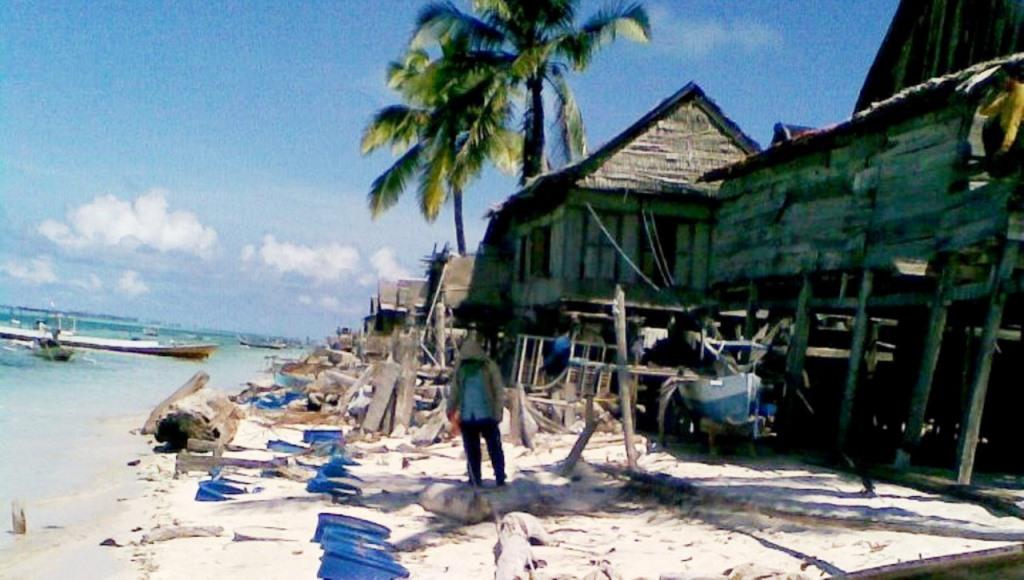 Tradisi dan Kehidupan Masyarakat Pulau Latondu Takabonerate