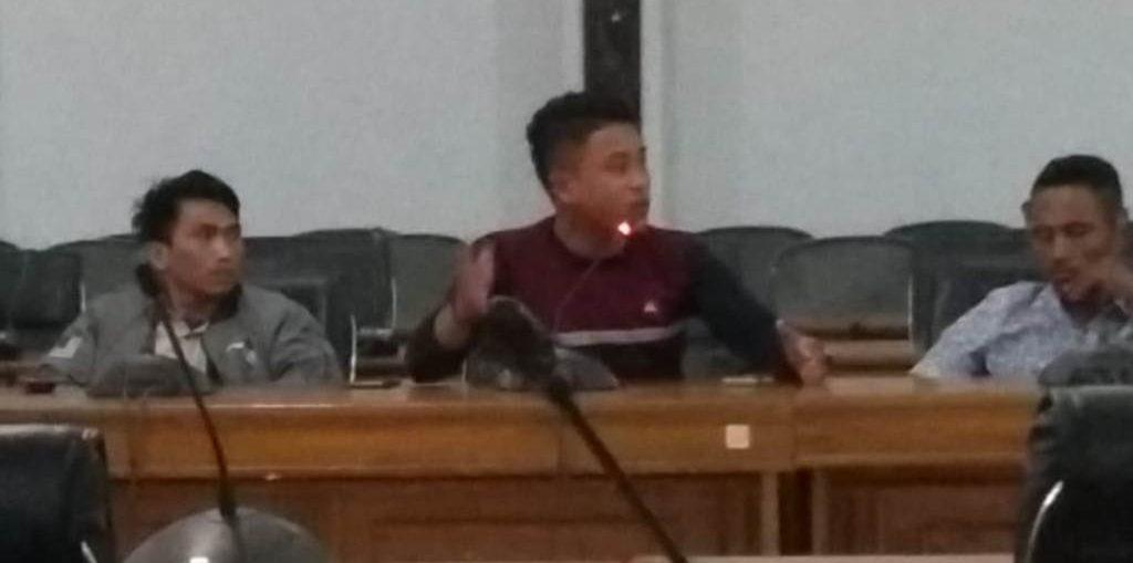 Video Viral, DPRD Sultra Ancam Bekukan PTAMIN Kolut