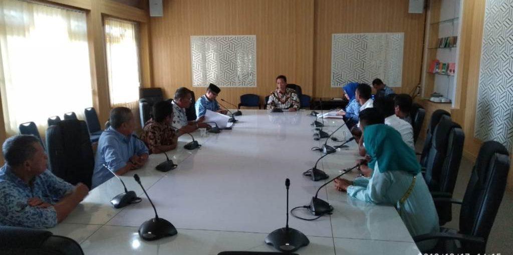 Desember Ini, PAW Anggota DPRD Wakatobi dan Mubar Bakal Dilakukan