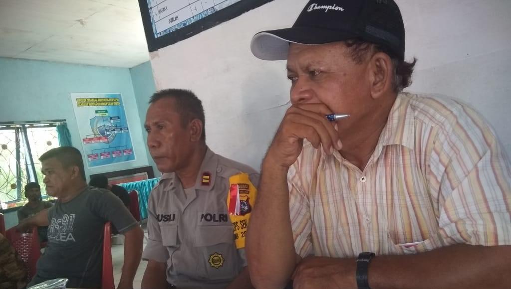Rapat Desa Kapoa