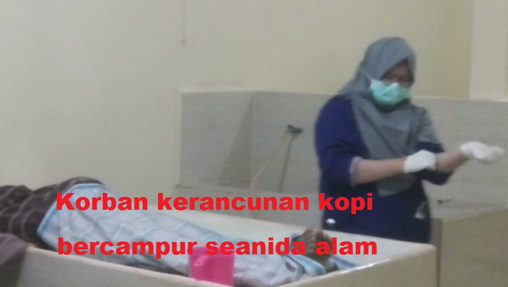 Korban Keracunan Kopi di Bombana Mengandung Seanida Alam