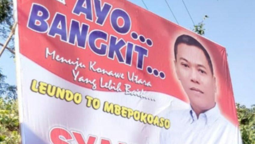 Syahrul ST Siap Bertarung di Pilkada Konut, Ini Profil Singkatnya