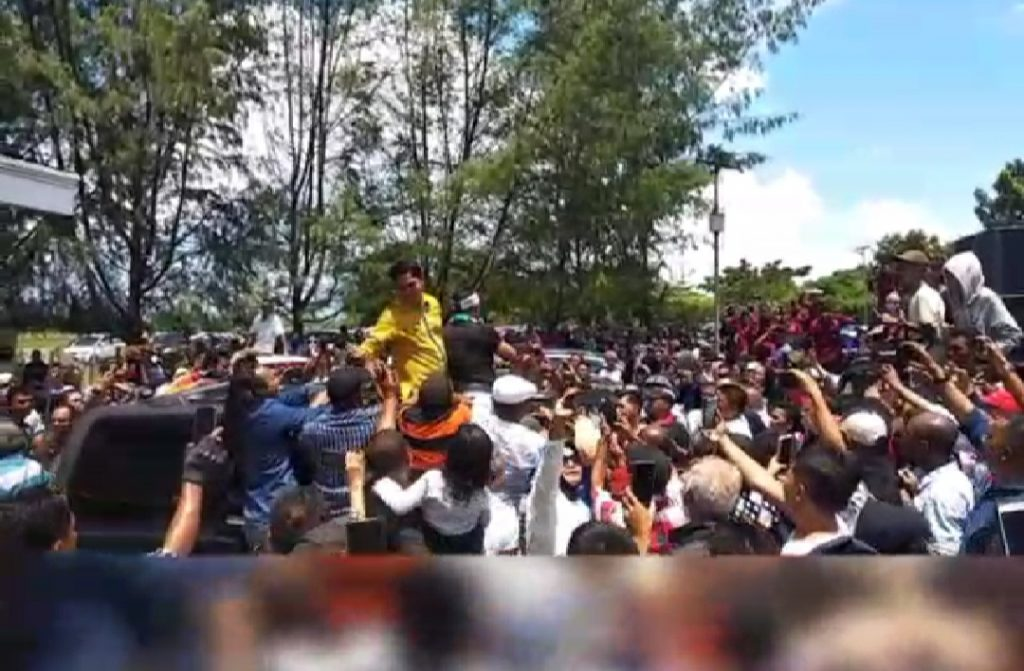 Video, Umar Samiun Pulang Kampung