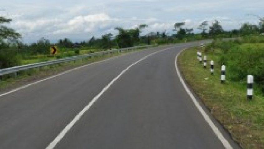 Selama Pemerintahan Jokowi - JK, 93,02 Persen Jalan Nasional di Sultra dalam Kondisi Baik