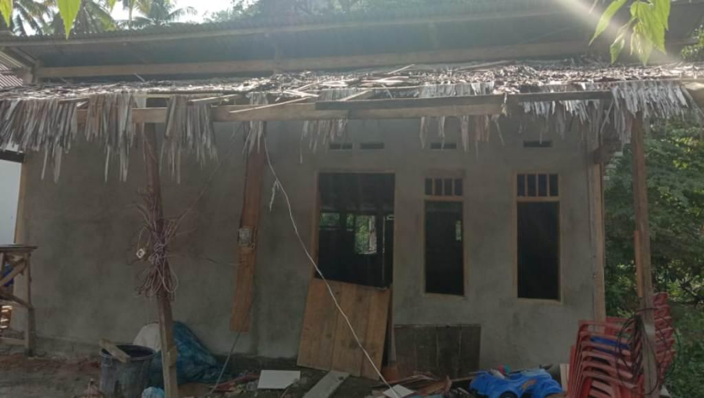 Bantuan Bedah Rumah di Kolut Mangkrak, Diduga Dananya Ditilap
