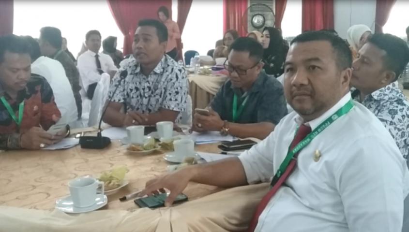 Bagian II, 45 Anggota DPRD Ikuti Orientasi Pembekalan di PPSDM Makassar