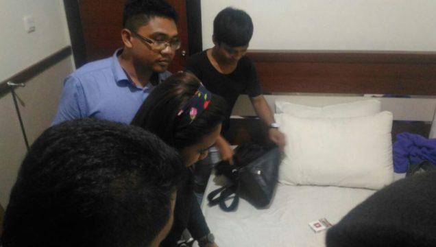 Kedapatan Berduaan di Kamar Hotel, Empat Pasangan Terjaring OPS Pekat