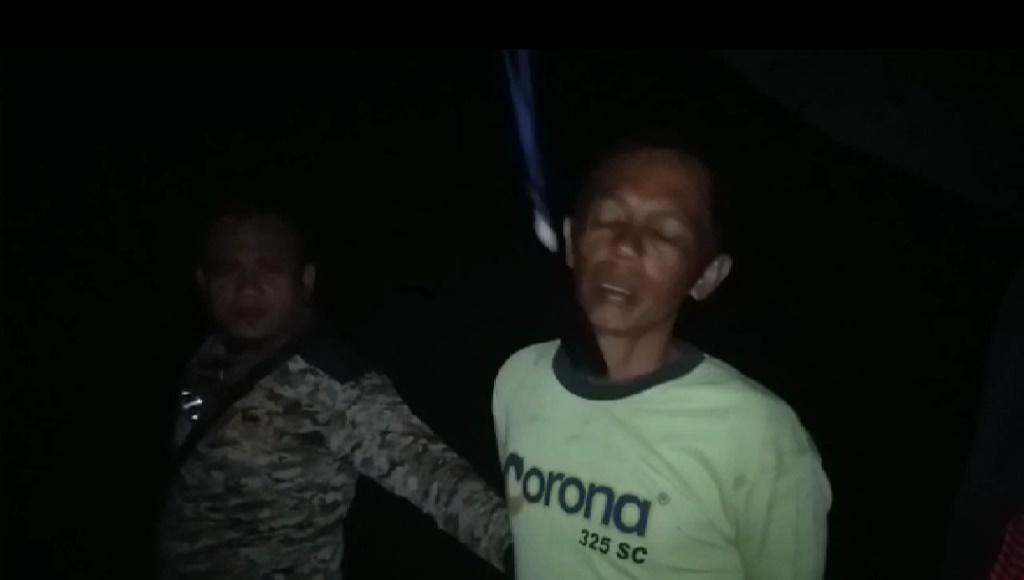 Terduga Pelaku Pembakaran Lahan di Kolaka Timur Dibekuk Polisi