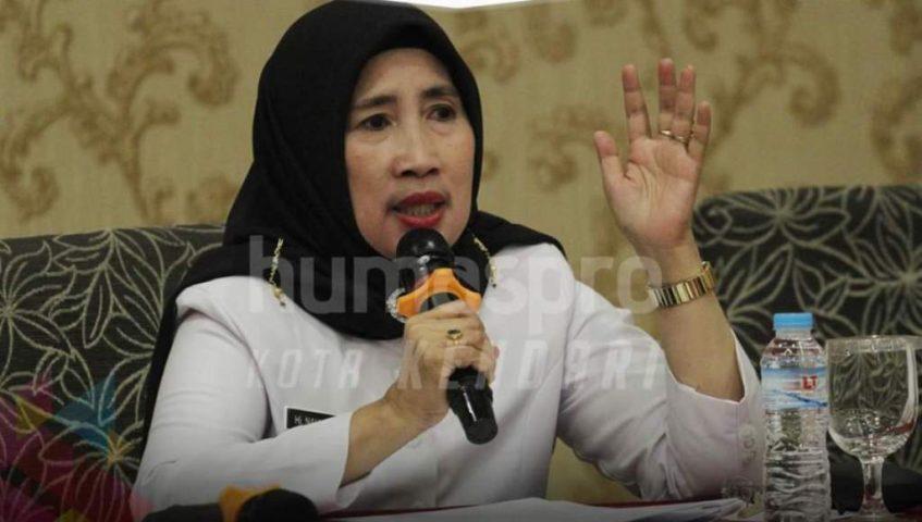 Sekda Nahwa Umar Pimpin Rapat PPSP