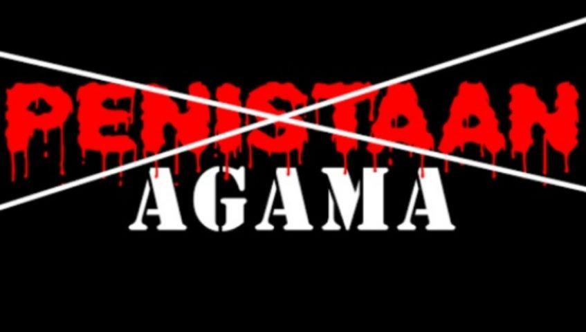 Stop Penistaan Agama !