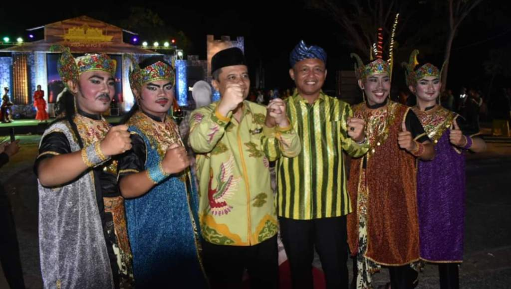 Ini Rangkaian Kegiatan Festival Keraton Masyarakat Asean di Baubau