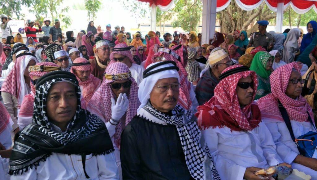 97 Jemaah Haji Tiba di Wakatobi, Delapan Dari Kloter Lain