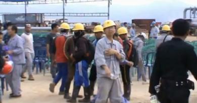 Video, May Day China-Indonesia di PT. VDNI Morosi