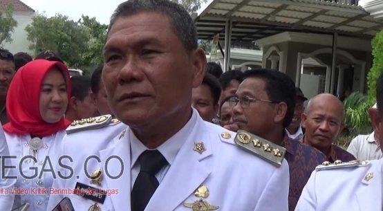 Bupati dan Wakil Bupati Kolaka Akhirnya Dilantik Gubernur Sultra