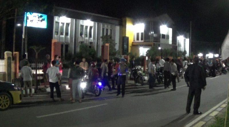 Lima Terluka Akibat Tawuran Antar Mahasiswa