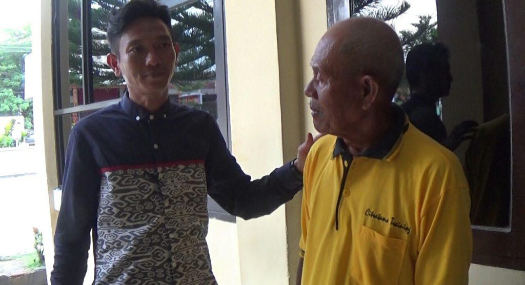 Kakek ini Setubuhi 4 X Seorang Siswi SD Ditangkap Polsi