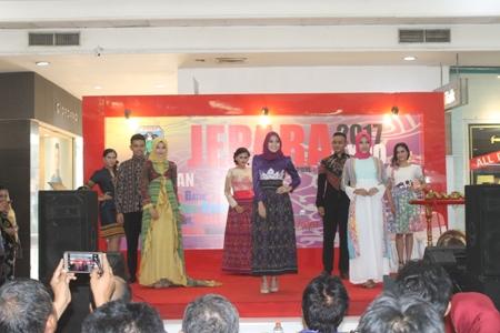 penyelenggaraan Jepara Expo yang dilaksanakan diluar wilayah Kabupaten Jepara yakni di Ibukota Jawa Tengah di Kota Semarang. FOTO : DSW