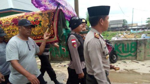 Jajaran Polres Baubau Tangkap Pelaku Pembunuhan di Pulau Buteng