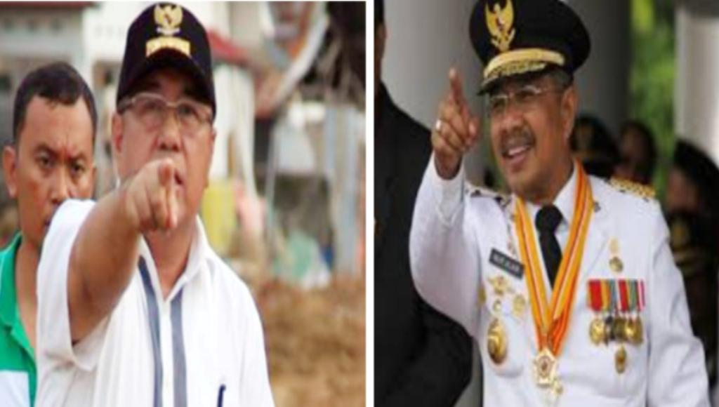 Sinetron Walikota Kendari dan Gubernur Sultra Capai Titik Klimaks