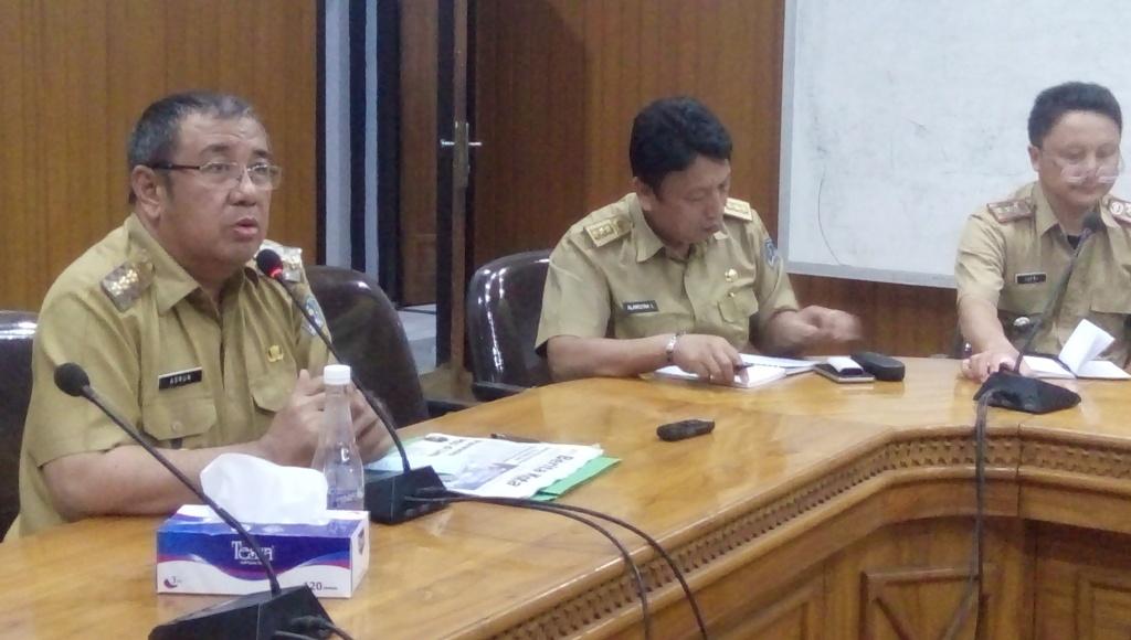 Soal Kasus Kebakaran, Walikota Kendari Serahkan ke Aparat Kepolisian