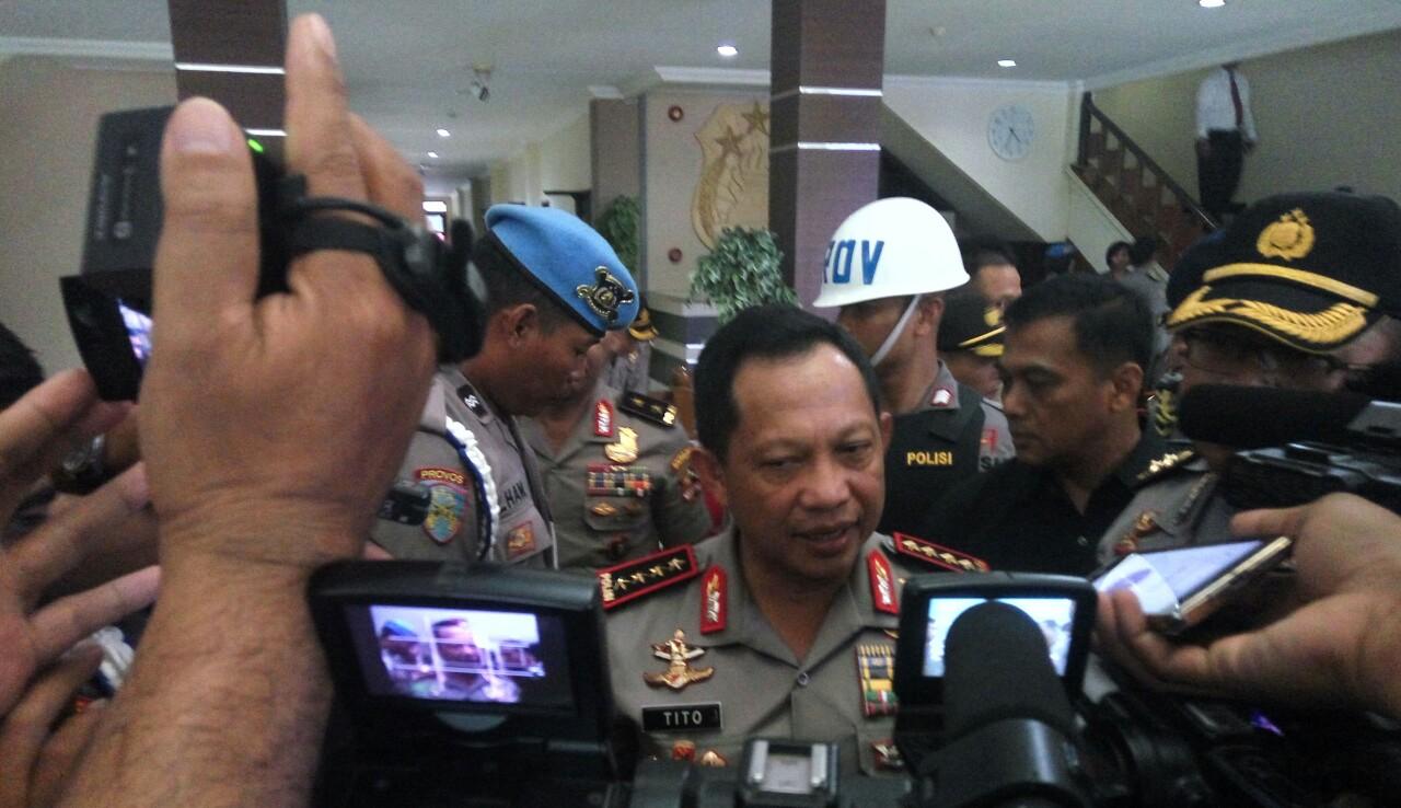 Kapolri, Jenderal Polisi Tito Karnavian memberikan pesan terkait pelaksanaan Pilkada serentak yang dihelat di bebarapa provinsi dan kabupaten/kota yang ada di Indonesia.