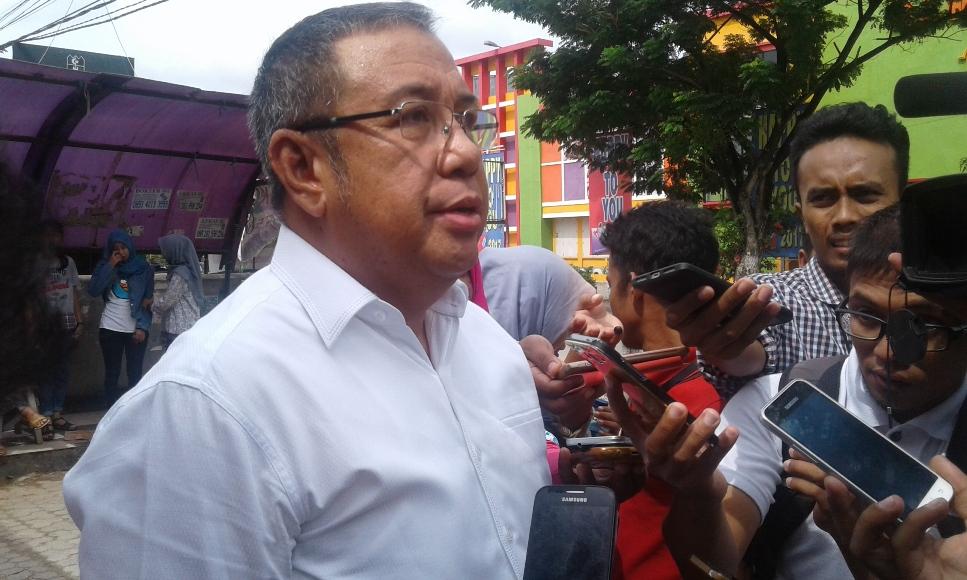 Pedagang Pasar Sentral Wua-Wua Segera Direlokasi