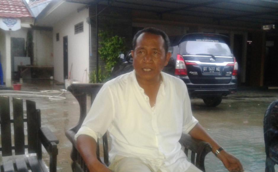 H Ishak Ismail SH