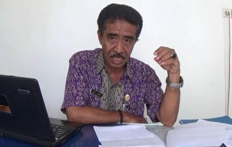 Kepala Bidang Penempatan dan Perluasan Kesempatan Kerja Dinas Nakertrans Kolaka La Ode Rahmat FOTO : LAN