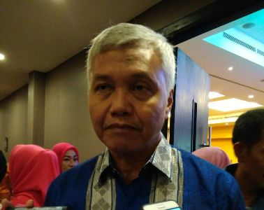 Kepala Dinas Pendidikan dan Kebudayaan Sulawesi tenggara Drs. H Damsid, M.Si. FOTO : FIY