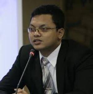 Juru Bicara Mahkama Konstitusi (MK) Fajar Laksono