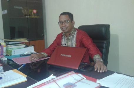 Kepala inspektorat Konawe Selatan Mujahidin, S.Pd, SH. MH. FOTO : MAHIDIN