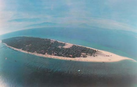 Pulau Gili yang merupakan destinasi Wisata mempesoana di Probolinggo