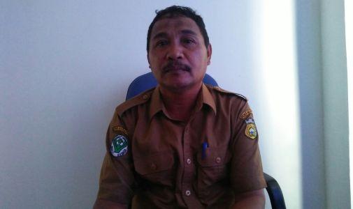 Sekretaris Dinas Kesehatan Kabupaten Buton, Jufri.