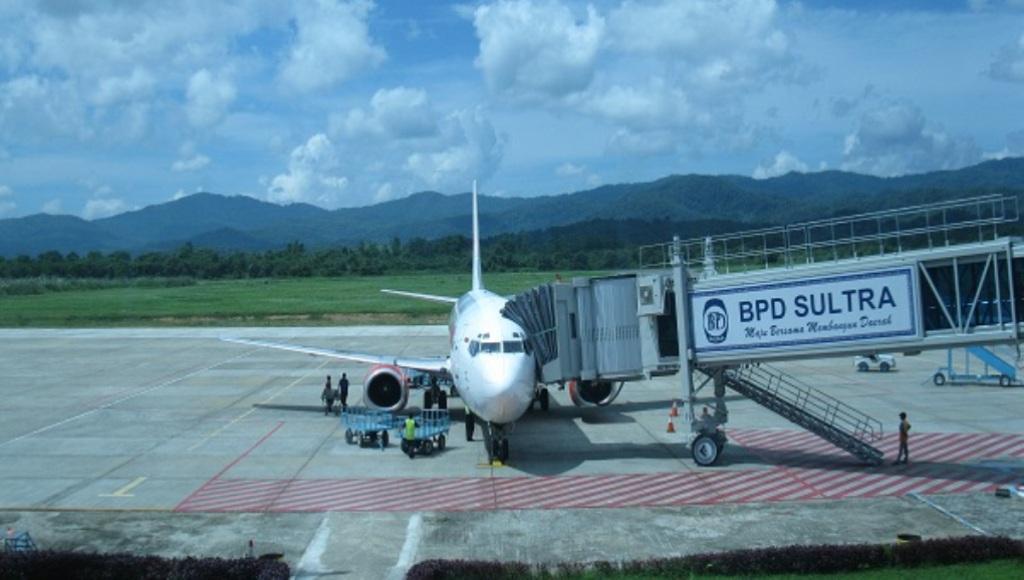 Ketika ADP, Asrun, Imran dan Nur Alam satu Pesawat