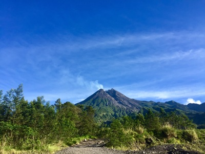 salah satu lokasi Wisata di slemen, Yogyakarta yang pali banyak pelancong dari berbagai daerah. FOTO : NADHIR ATTAMIMI