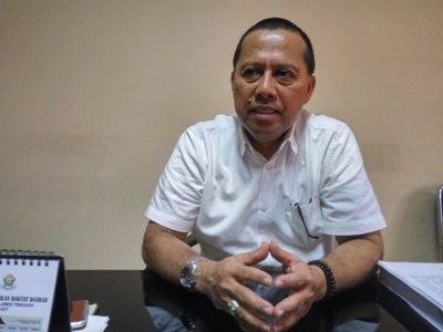 wakil Ketua DPW PAN Sultra Suwandi Andi
