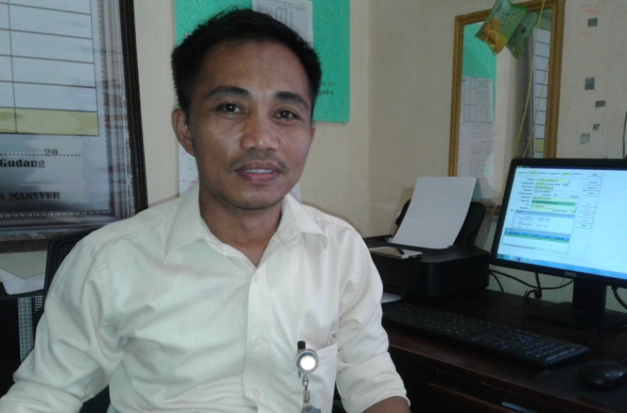 Jumlah Raskin 2017, di Bantaeng, Turun 16.500 Ton Dari Tahun Sebelumnya