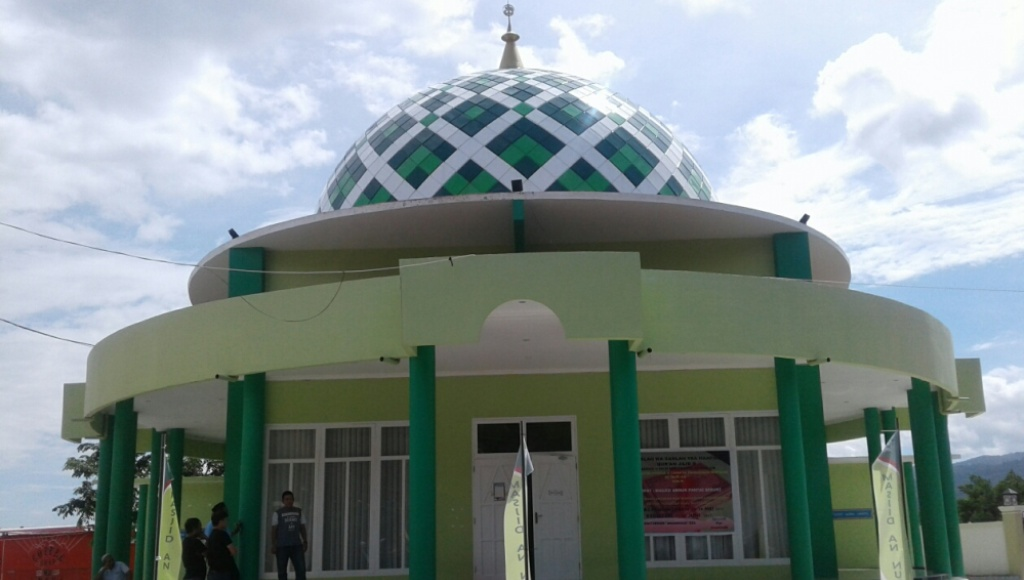 Pengurus Mesjid An-Nur Pantai Seruni Gelar Hafal Alqur'an